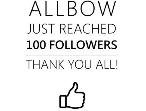 Danke für 100 Facebook Likes!